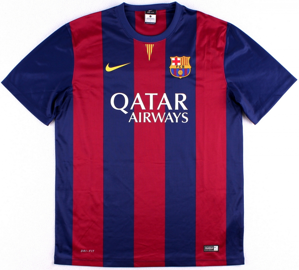 94bb54d31dc Lionel Messi Signed Barcelona Nike Authentic Soccer Jersey (JSA LOA) at  PristineAuction.com
