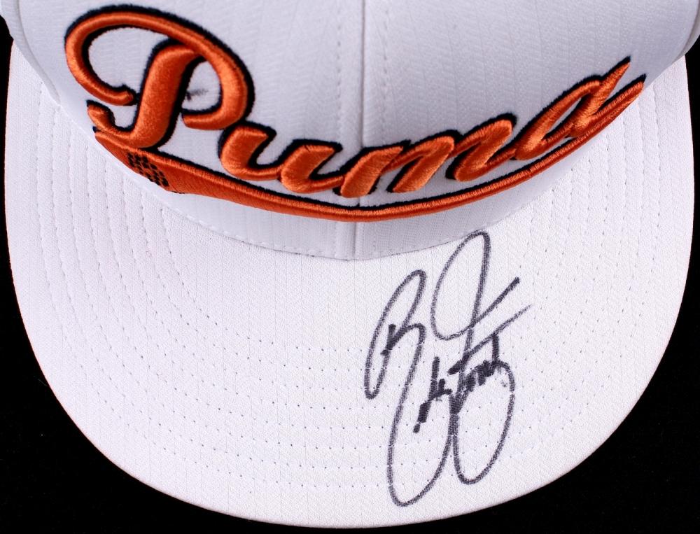new concept cc7e3 3278f Rickie Fowler Signed Puma Hat (PSA COA) at PristineAuction.com