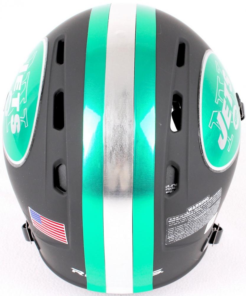 Image result for new york jets chrome helmet