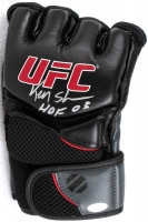 """Ken Shamrock Signed UFC Glove Inscribed """"HOF 03"""" (Schwartz COA) at PristineAuction.com"""