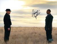 """Giancarlo Esposito Signed """"Breaking Bad"""" 11x14 Photo (Radtke COA)"""