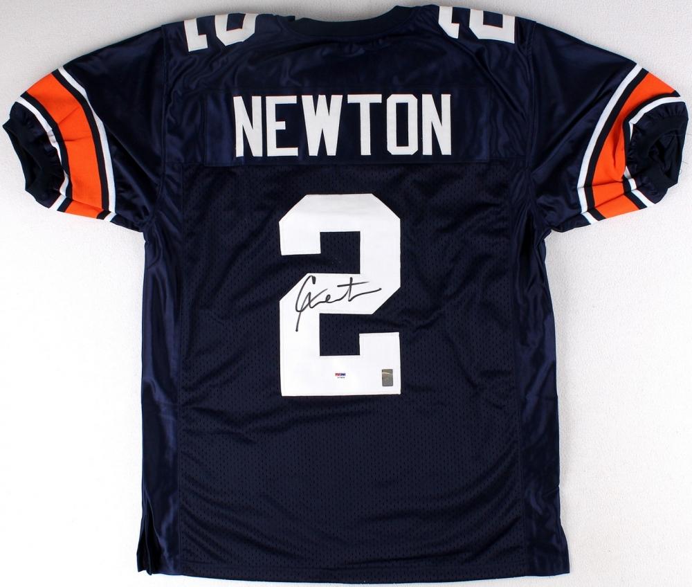 premium selection e837e b8b43 cam newton college jersey