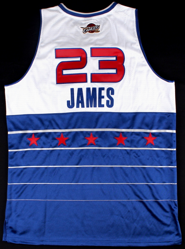 36737e7244fc LeBron James Signed LE 2006 Eastern Conference All-Star Authentic Reebok  On-Court Jersey