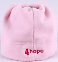 """Brett Favre """"Favre 4 Hope"""" Fleece Cap at PristineAuction.com"""