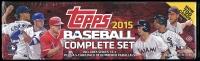 2015 Topps Factory Set Baseball Hobby at PristineAuction.com
