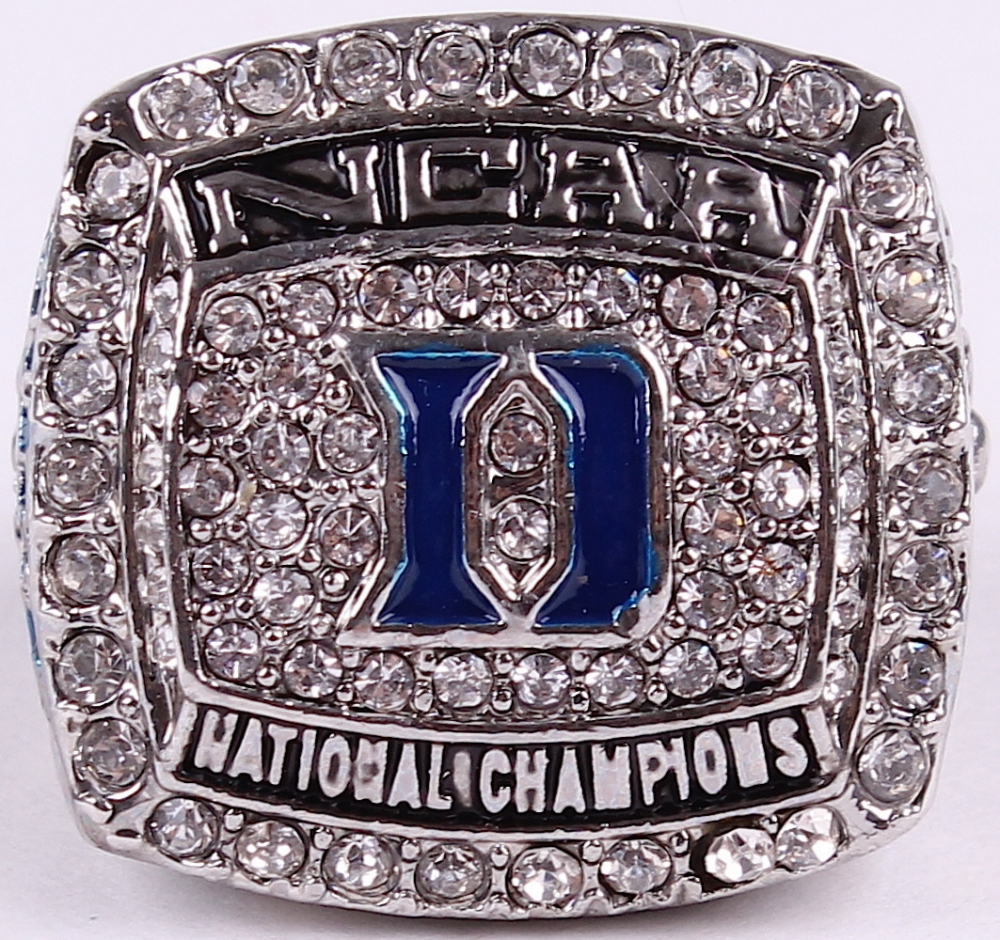 carolina championship state harold itm ncaa ring basketball thompson player north ebay rings
