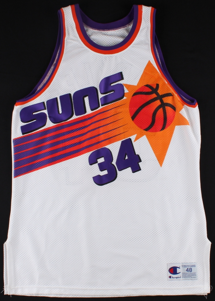 the best attitude fdeb0 fca3e 4 charles barkley jersey suns