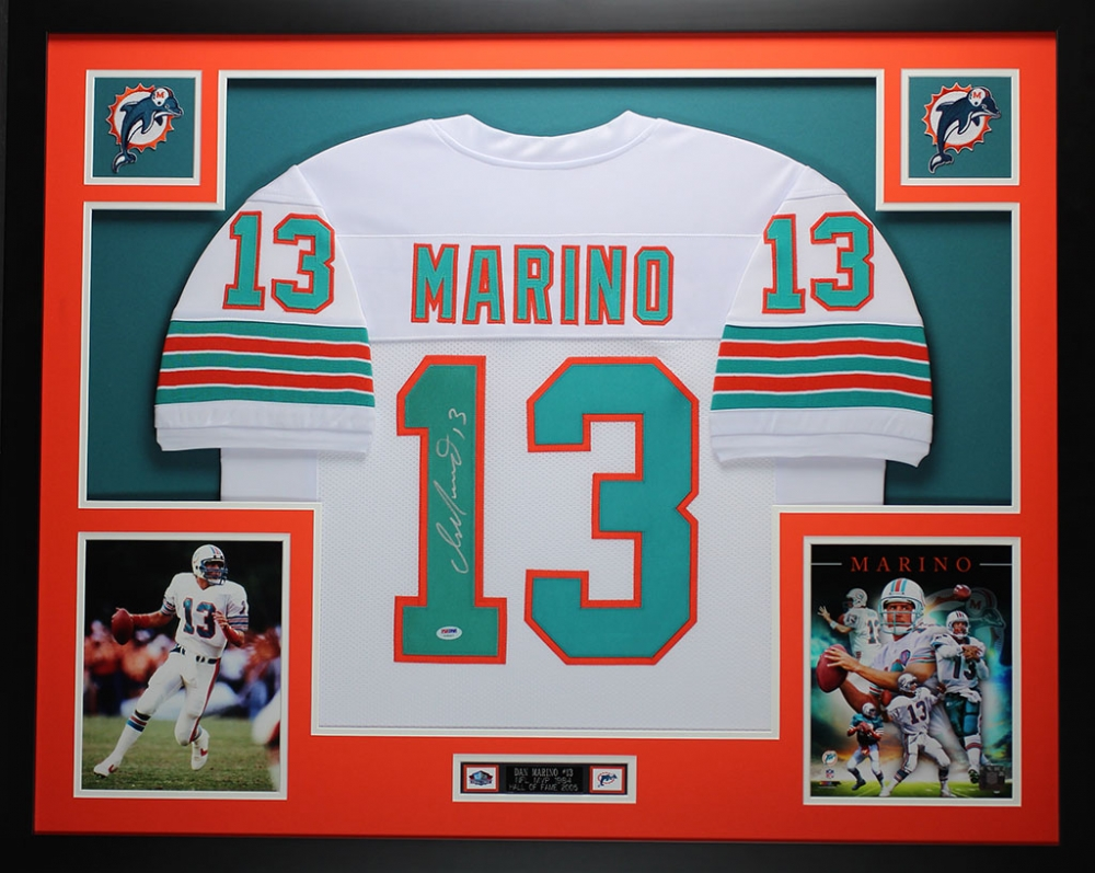e92c1986a Dan Marino Signed Dolphins 35