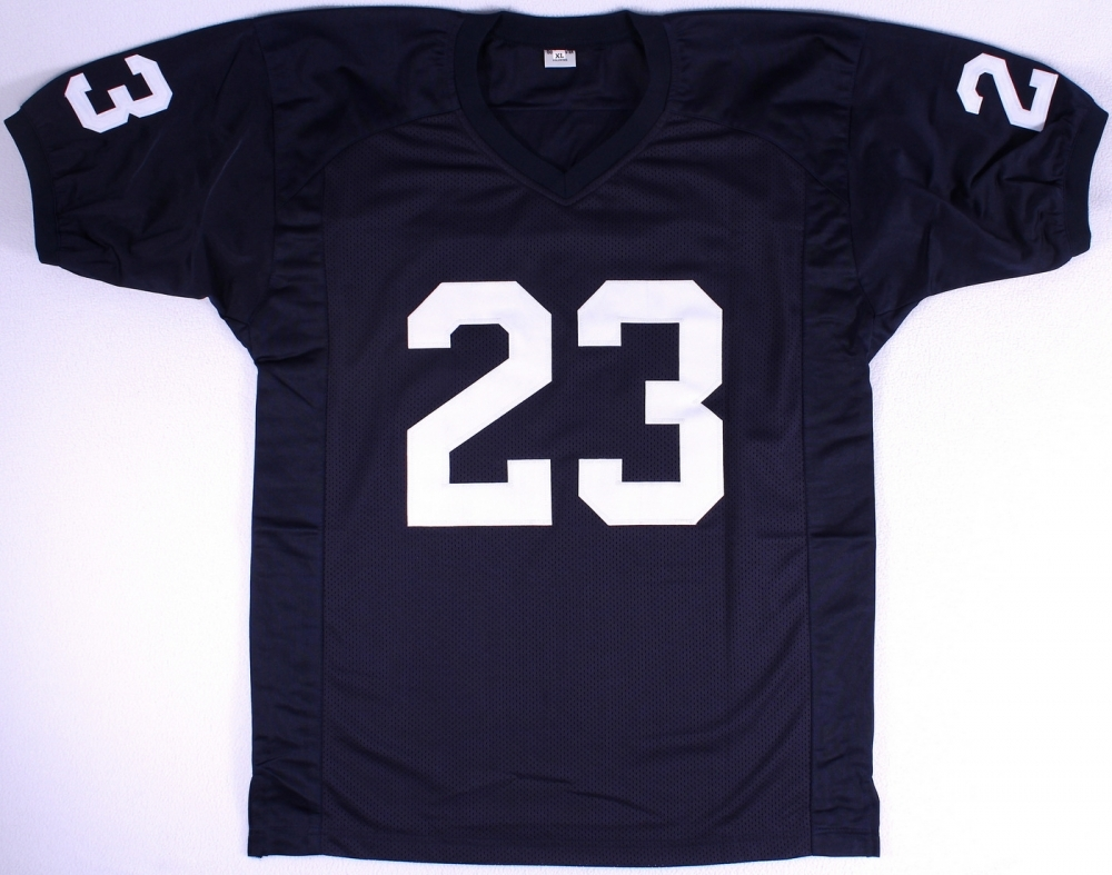 Penn State Football Jersey Auction