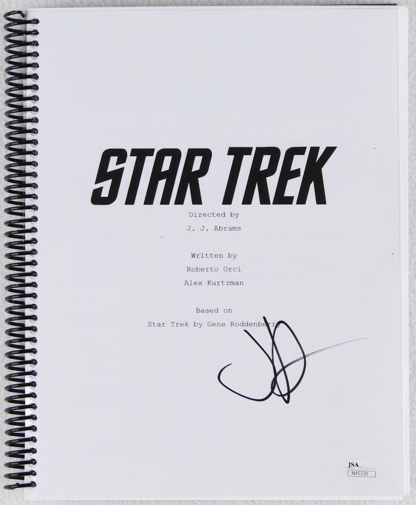 star trek movie script pdf