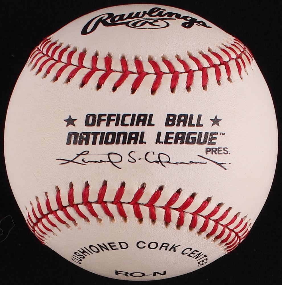 official ball national league