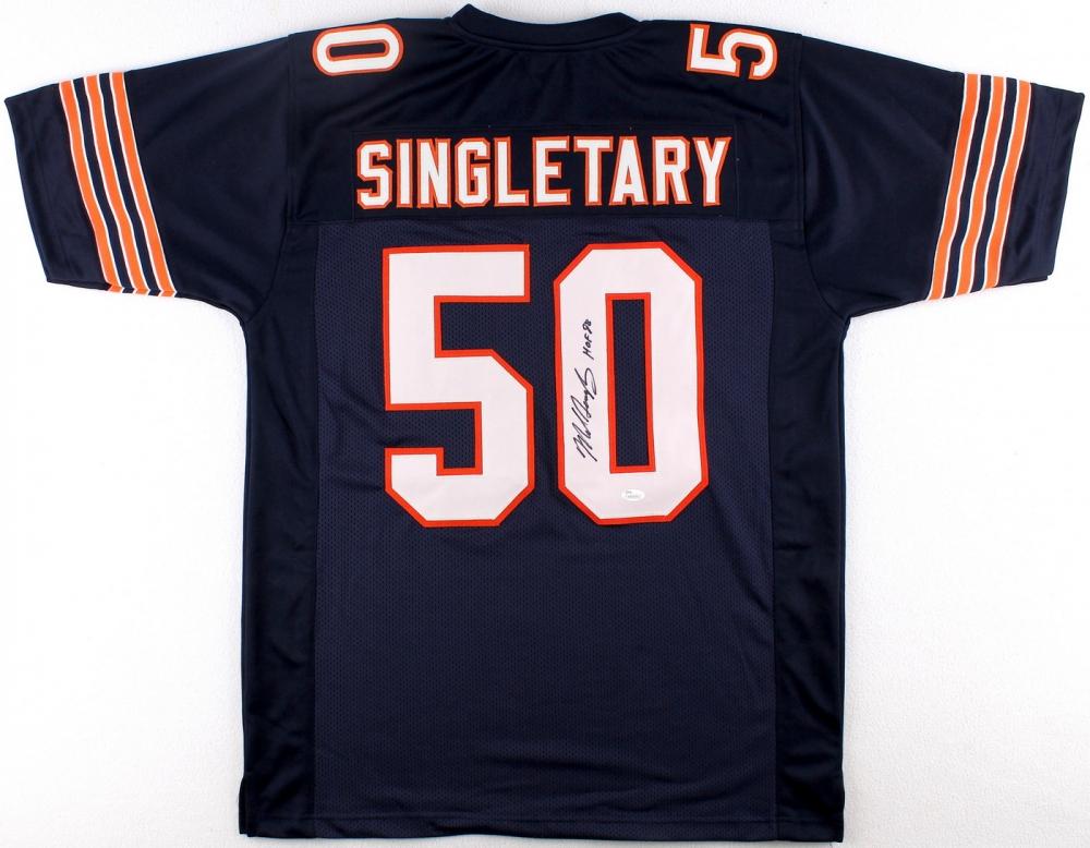 Mike singletary hof