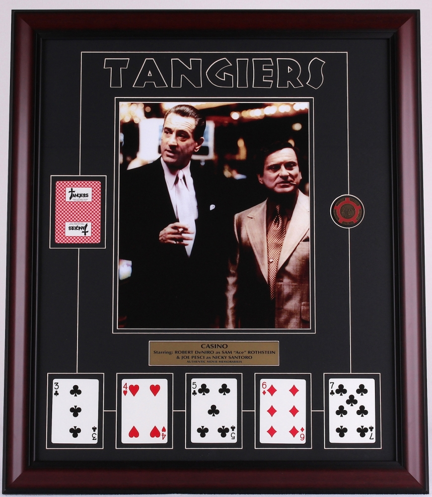 Tangiers casino history vegas casino bedding