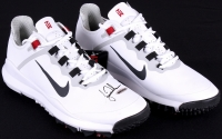 Tiger Woods Signed New Pair of Nike Golf Shoes (UDA COA)