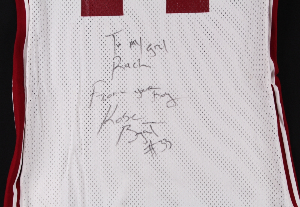 68402e80e Kobe Bryant Signed Team Issued Lower Merion High School Jersey (PSA LOA) at  PristineAuction