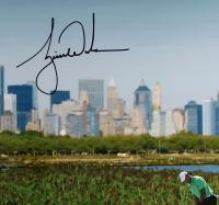 "Tiger Woods Signed LE ""New York City Skyline"" 16x20 Photo (UDA COA) at PristineAuction.com"