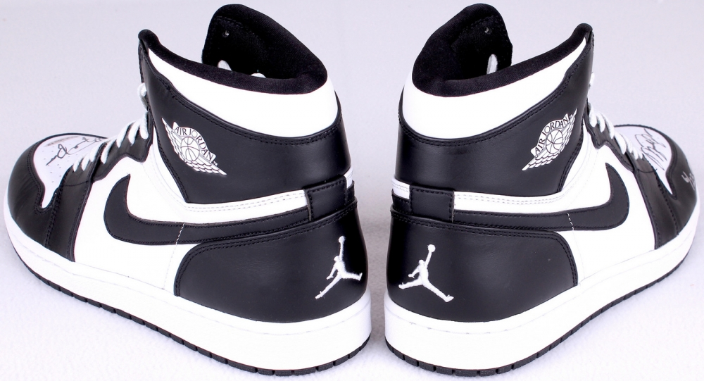 michael jordans basketball shoes