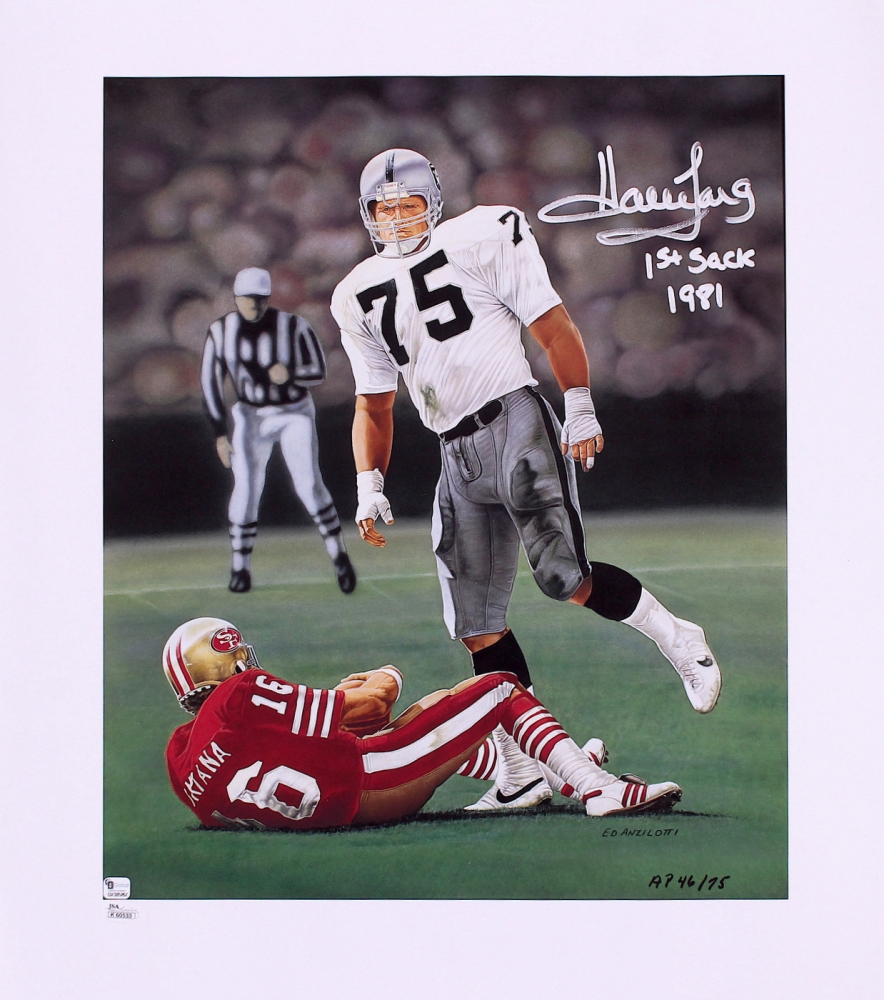 the latest 6e7bc 97f3c 75 howie long jersey village
