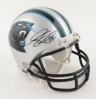 Greg Olsen Signed Panthers Mini Helmet (JSA COA) at PristineAuction.com