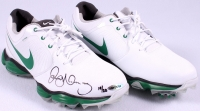 Rory McIlroy Signed LE New Pair of Nike Golf Shoes (UDA COA)