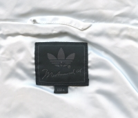 Muhammad Ali Signed Authentic Full-Size Endorsed Adidas Boxing Robe (JSA ALOA) at PristineAuction.com