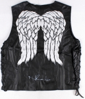 "Norman Reedus Signed ""The Walking Dead"" Daryl Dixon Vest (Radtke COA)"