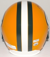 Aaron Rodgers Signed Packers Full-Size Helmet (Radtke COA & Fanatics Hologram) at PristineAuction.com