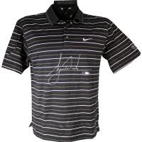 Tiger Woods Signed Tournament Worn Nike Golf Shirt #1/1 (UDA COA)