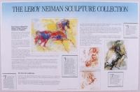"""LeRoy Neiman """"Defiant"""" 1987 LE Bronze Sculpture #7/350 at PristineAuction.com"""