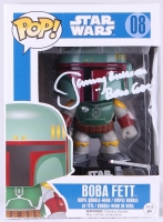 "Jeremy Bulloch Signed Star Wars ""Boba Fett"" Funko Pop Vinyl Figure Inscribed ""Boba Fett"" (Radtke COA)"