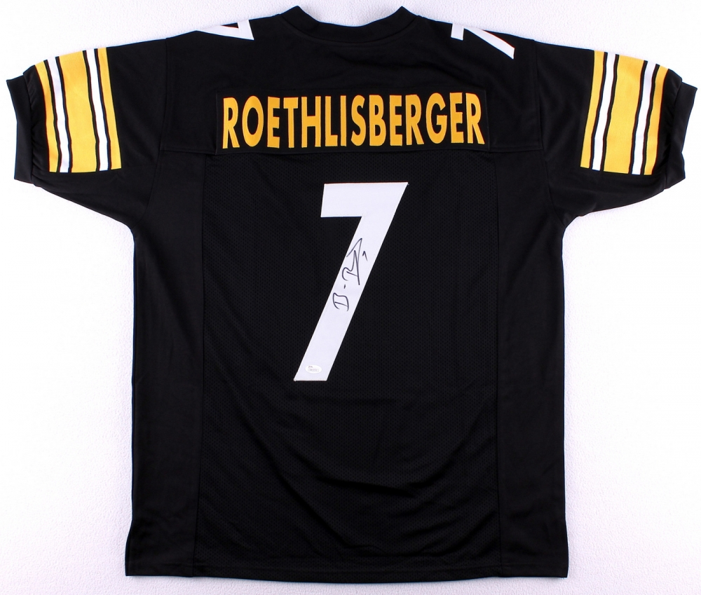 f27c9dcff30 Ben Roethlisberger Signed Steelers Jersey (JSA COA) at PristineAuction.com