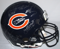 1985 Bears Team Signed Full-Size Authentic Proline Helmet With (30) Including Mike Ditka, Jim McMahon, Mike Singletary, Richard Dent, Dan Hampton (Schwartz COA) at PristineAuction.com