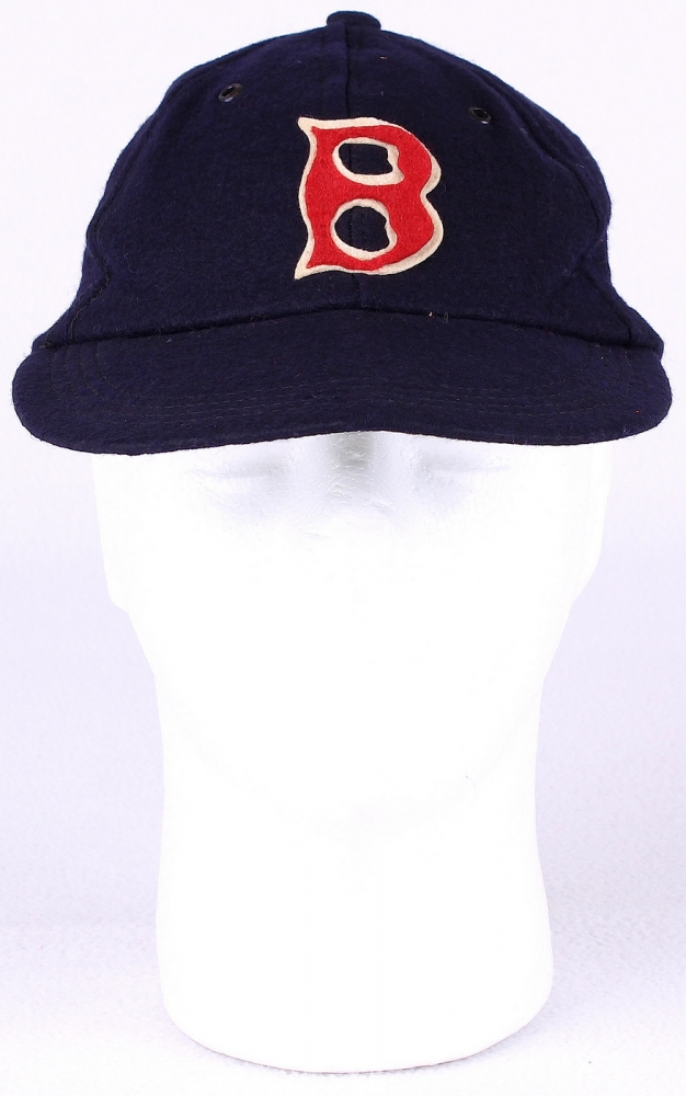 Ted Williams Signed Vintage Red Sox Hat (JSA LOA) at PristineAuction.com bb94145d516