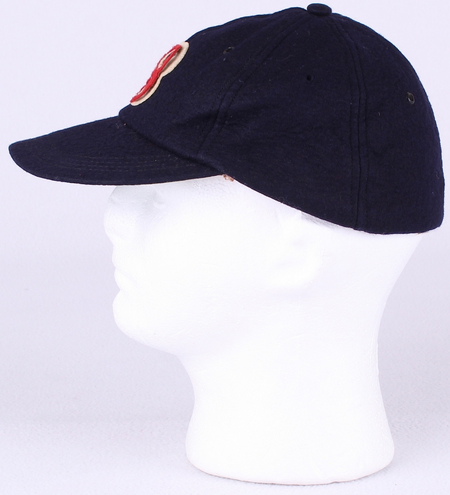 6a36d4e9e2a Ted Williams Signed Vintage Red Sox Hat (JSA LOA) at PristineAuction.com