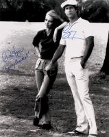 """Chevy Chase & Cindy Morgan Signed """"Caddyshack"""" 16x20 Photo Inscribed """"Lacey Underall"""" (Schwartz COA) at PristineAuction.com"""