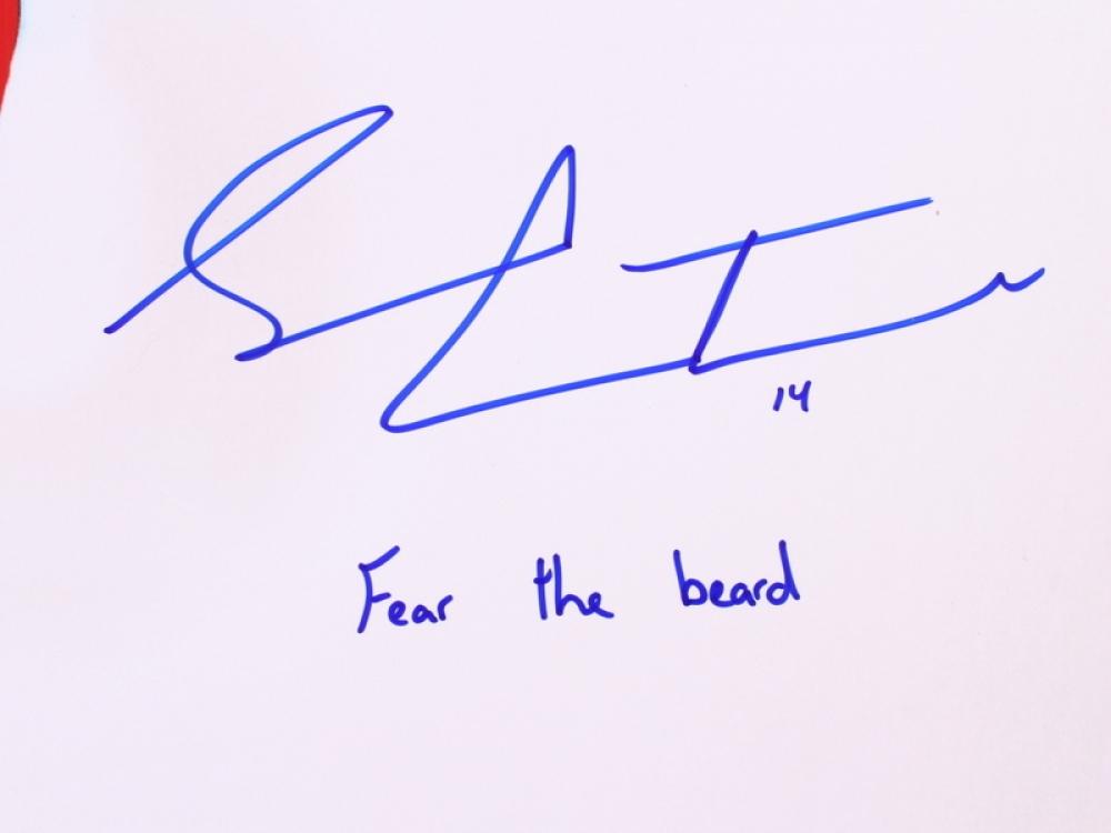 Sean Couturier Beard