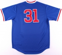 Greg Maddux Signed Cubs Jersey (Schwartz COA) at PristineAuction.com