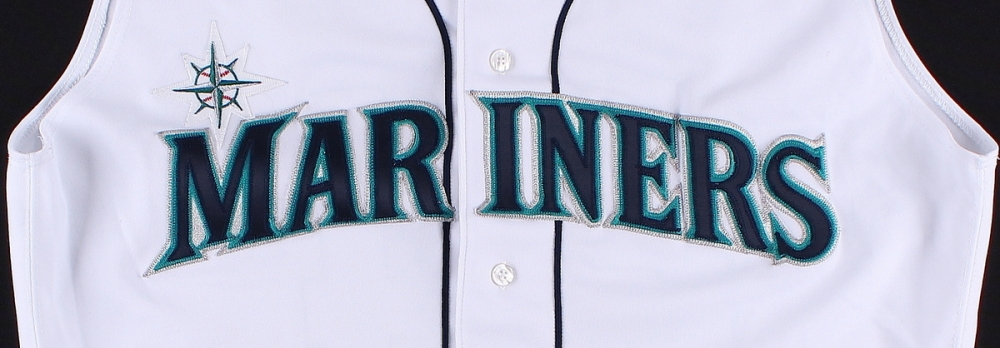 pretty nice 00294 ac8c6 seattle mariners sleeveless jersey