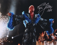 "Ric Flair Signed WWE 16x20 Photo Inscribed ""16x"" (Schwartz COA) at PristineAuction.com"