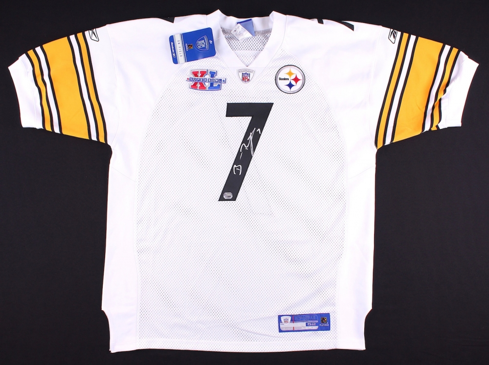 low priced 45fa0 722ad ben roethlisberger jersey reebok
