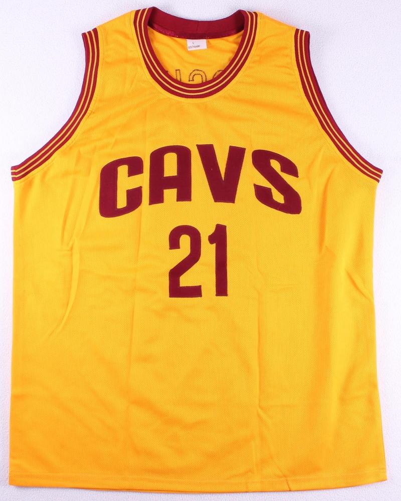 d1df9a46d4f 8ce87 41416 spain andrew wiggins signed cavaliers jersey jsa coa at  pristineauction 8de63 9078e ...