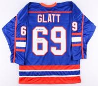 "Doug ""Glatt"" Smith Signed Jersey Inscribed ""The Real Goon"" (JSA COA) at PristineAuction.com"