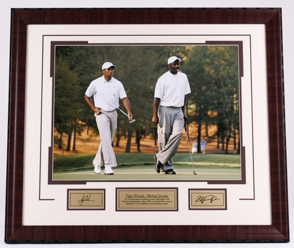 Michael Jordan Signed Photos | Signed Limited Edition ...
