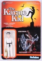 "Ralph Macchio Signed ""The Karate Kid"" Daniel LaRusso Action Figure (Radtke COA)"