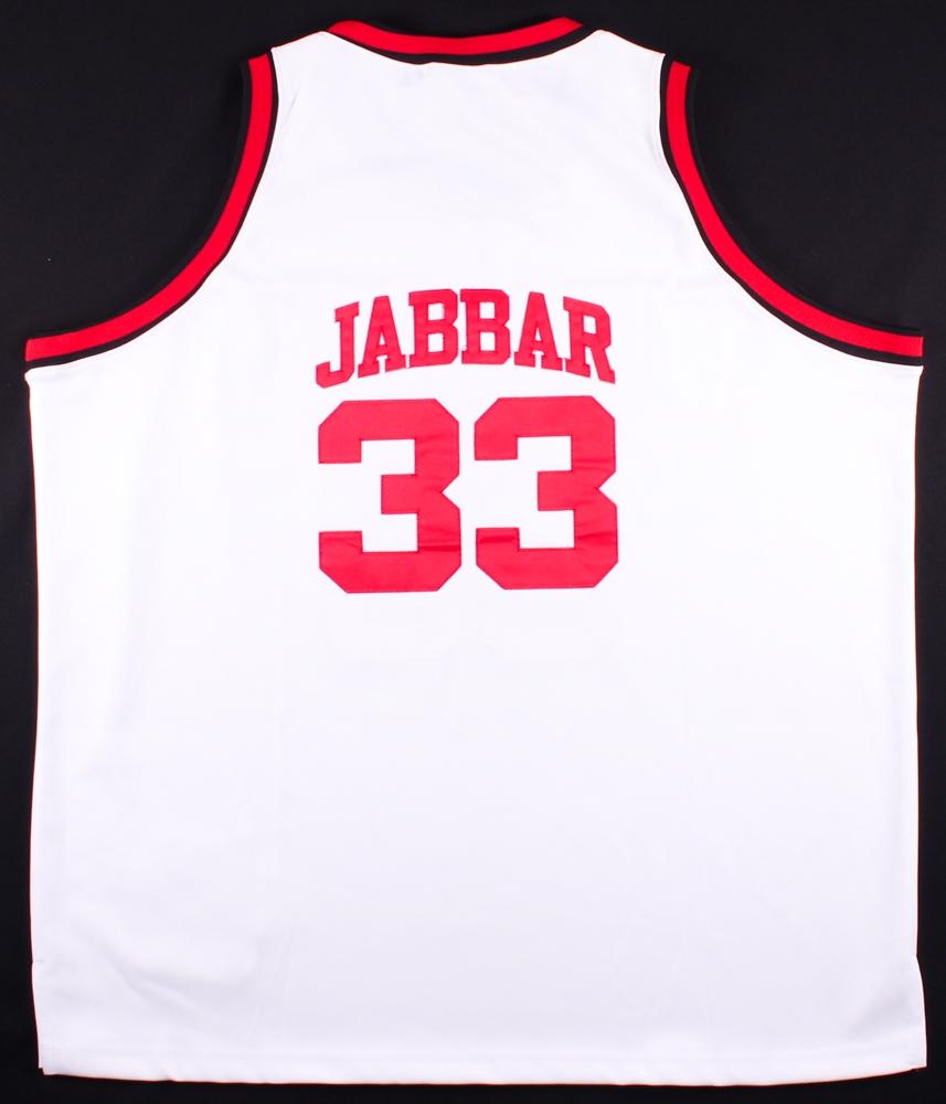 7bec70c45 Kareem Abdul-Jabbar Signed Bucks Jersey (JSA COA) at PristineAuction.com.  Mitchell   Ness ...