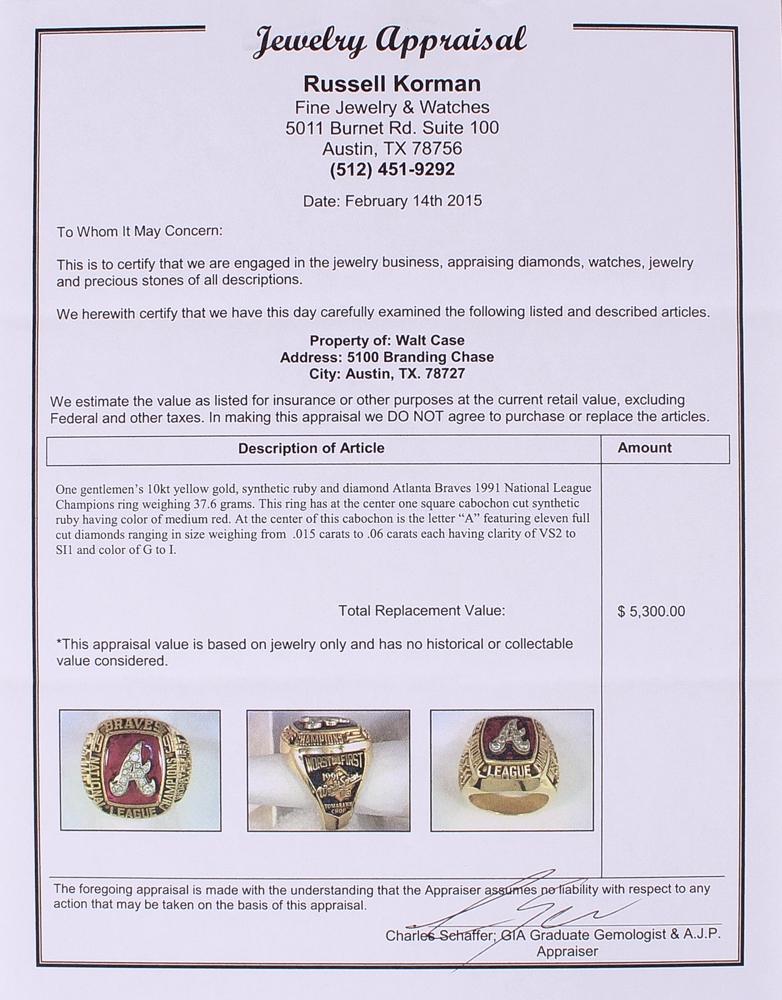 Online Sports Memorabilia Auction Pristine Jewelry Appraisal Austin Tx Style Guru