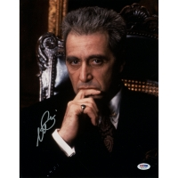 "Al Pacino Signed ""Godfather: Part III"" 11x14 Photo (PSA COA)"