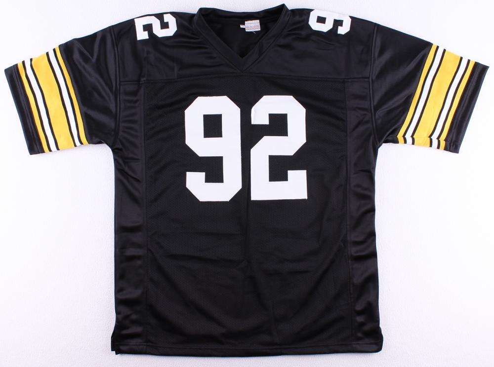 james harrison stitched jersey