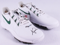 "Tiger Woods Signed New Pair of Nike ""TW"" Golf Shoes Limited Edition #25/25 (UDA COA)"