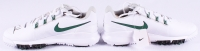 """Tiger Woods Signed New Pair of Nike """"TW"""" Golf Shoes Limited Edition #25/25 (UDA COA) at PristineAuction.com"""